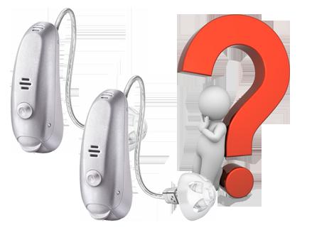 Dlaczego dwa aparaty słuchowe?